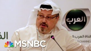 New Tapes Allegedly Prove Saudi Journalist Was Murdered In Turkey | Velshi & Ruhle | MSNBC