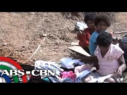 Bandila: Agta community in Quirino hit by Typhoon Lando