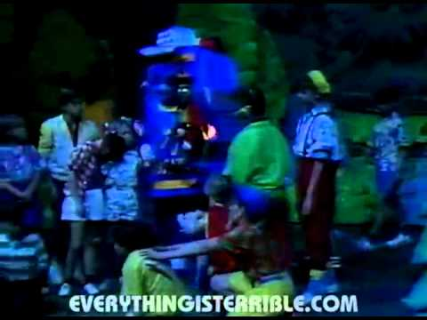 Psalty, The Creepy Song-book .. video