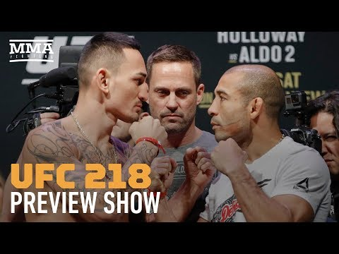 UFC 218 Preview Show - MMA Fighting