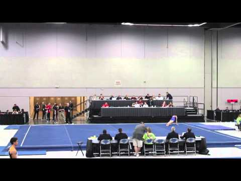 Alec Yoder - 2013 Junior Elite/Junior Olympics - Optionals - Day 1