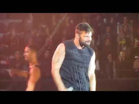 Ricky Martin  Drop it on me @Torreón