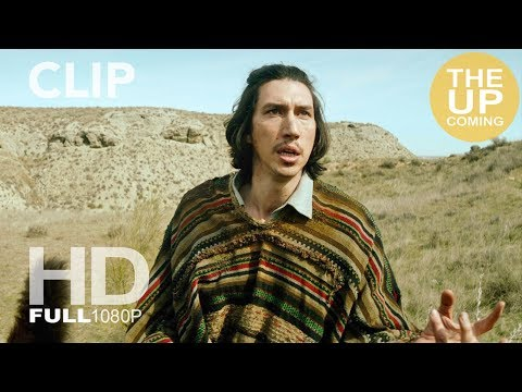 The Man Who Killed Don Quixote New Clip Official From Cannes – 1/3