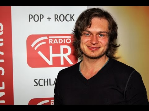 Thomas Godoj im Interview bei Radio VHR (Teil 1)