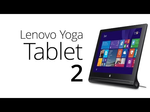 Lenovo Yoga Tablet 2 (recenze)