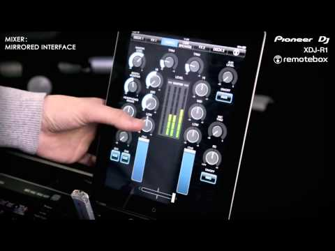 Русский обзор XDJ-R1 - Pioneer DJ - RU