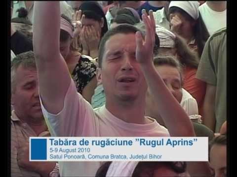 Rugul Aprins 2010 - Ponoara, jud Bihor - 5-9 August 2010