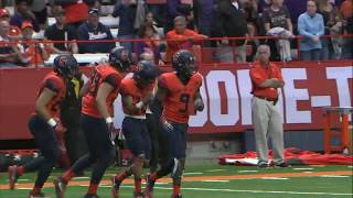 Dino Babers' postgame speech after SYRACUSE BEAT CLEMSON.