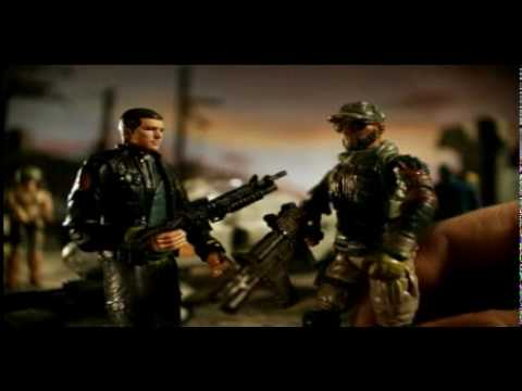playmate toys figures commercial terminator salvation playmate toys