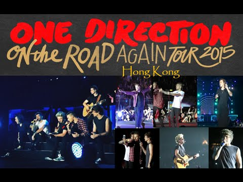 One Direction - On The Road Again Tour - Hong Kong - FULL Concert