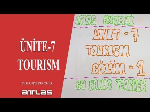 TOURISM BÖLÜM-1 ÜNİTE-7 TEOG 8.SINIF