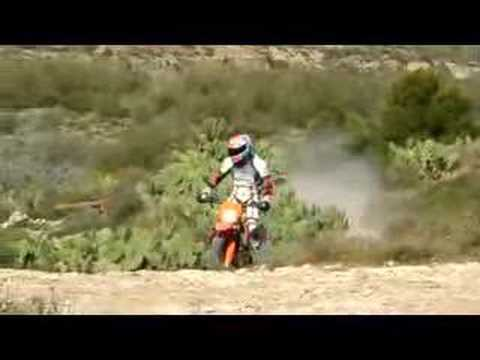 KTM Duke 690, 690 Enduro and 690 Supermoto in action Video