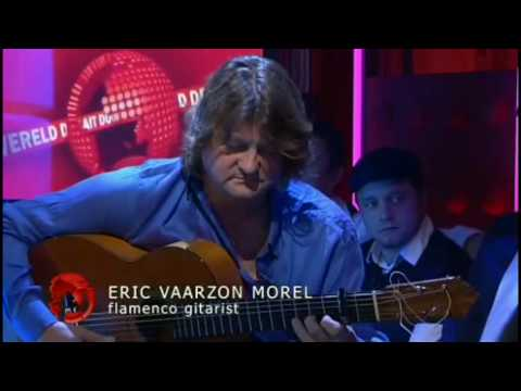 Stochelo Rosenberg vs Eric Vaarzon Morel acoustic guitar battle.