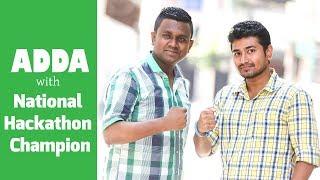 Adda with BDYoungStarz: National Hackathon Champion
