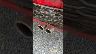 Tata Tiago/Tigor JTP stock exhaust sound (Headphones recommended)