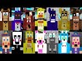 Five Nights At Freddy S 2 ALL ROBLOX Animatronics FNAF2 mp3