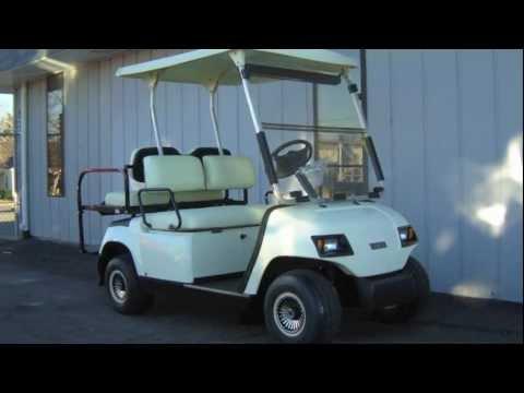 Yamaha Gas Golf Cart Power