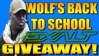 WOLF'S  BACK TO SCHOOL EXALT GIVEAWAY!!!