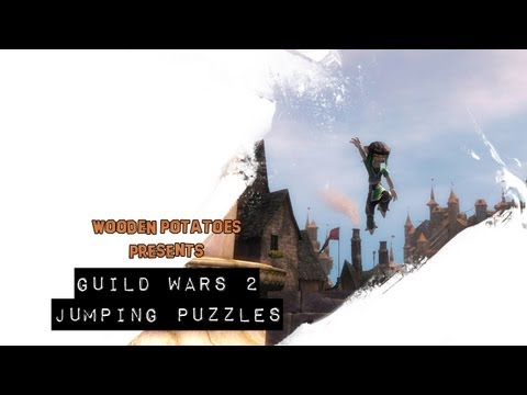 Guild Wars 2 Jumping Puzzles - The Viziers Tower