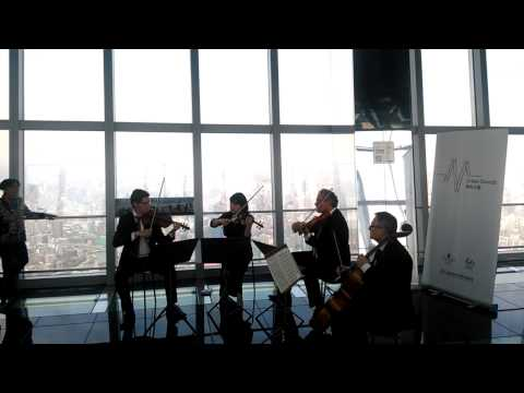 Gothenburg Symphony Orchestra in Shanghai World Financial Centre
