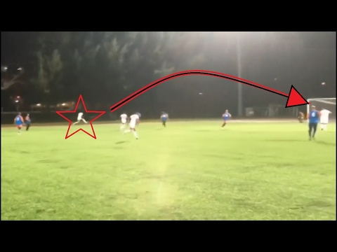 Viral hebat betul Jep Sepah jaringkan goal dari jauh pulak tu