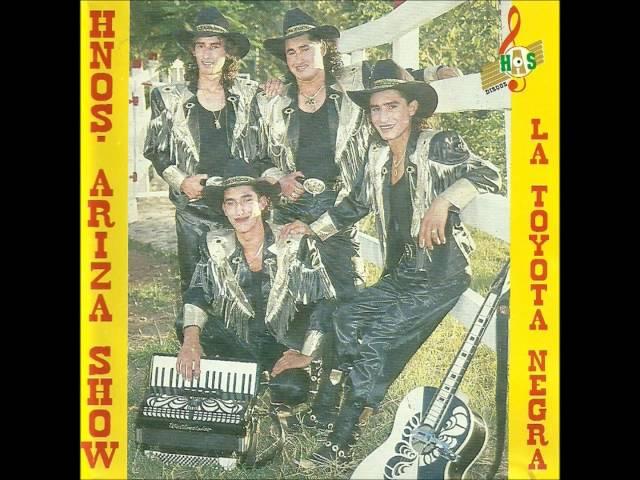 Mi bella Pauna-Hermanos Ariza Show