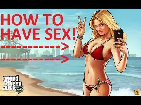 Gta 5 - How To Have Sex With Someone Tutorial video