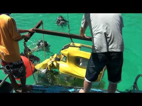 Подводные скутера на Пхукете
