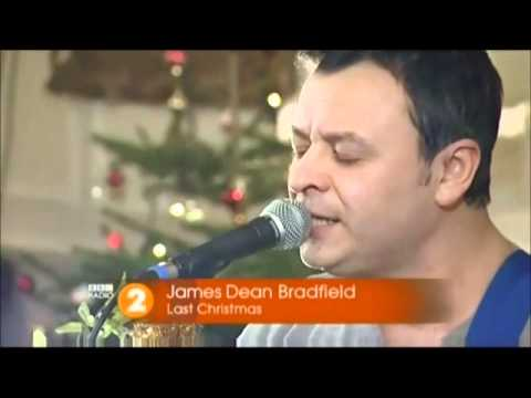 James Dean Bradfield - Last Christmas