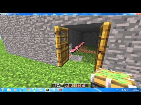 Minecraft como hacer un matadero