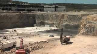 Construction of the ITER Project