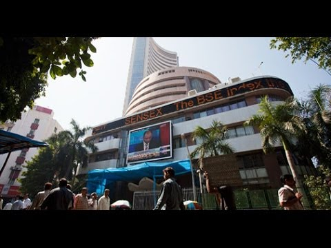 S&P BSE benchmark Sensex breached the 22,000 level