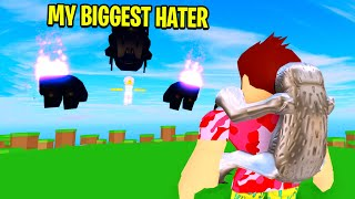 I Gave My BIGGEST HATER Admin.. She DESTROYED EVERYTHING.. (Roblox)