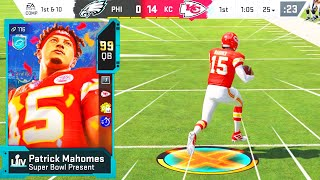 99 OVERALL PATRICK MAHOMES IS NASTY! Madden 20 Ultimate Team Ep.59