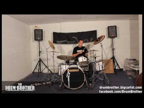 John Macaluso (Yngwie Malmsteen , James La Brie, the Ark) DRUM SOLO 2