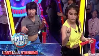Cool Bartender | Minute To Win It - Last Man Standing