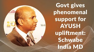 Govt gives phenomenal support for AYUSH
