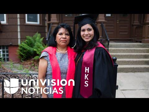 From undocumented immigrant to Harvard graduate