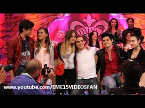 EME15 en Radio FM Latina - Entrevista para Uruguay [3/Octubre/2012]