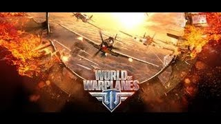 Pohled na hru - World of Warplanes / closed beta