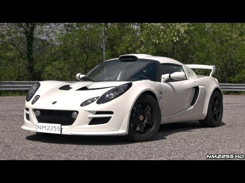 My new Lotus Exige S 260RGB with Larini Exhaust Sound!