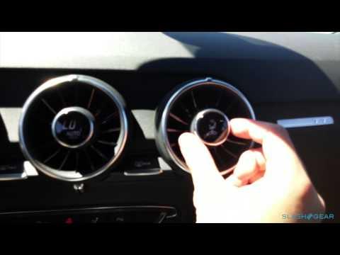 2016 Audi TT/TTS Climate Control hands on