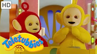 ★Teletubbies English Episodes★ Taking Turns ★ Full Episode - HD (S15E48) Cartoons for Kids