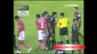 Final Vuelta - Cienciano (PER) 1 - 0 (ARG) River Plate - Copa Sudamericana 2003