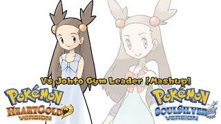 Pokemon G/S/C & HG/SS - Johto Gym Leader Battle Music [Mashup] (HQ)
