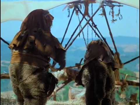 Caravan of Courage: An Ewok Adventure part 1 of 7