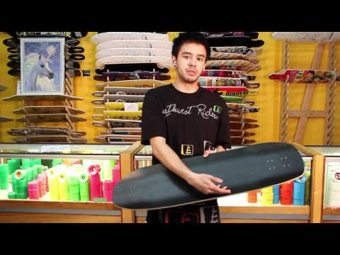 Longboard Review - Rayne Vandal - motionboardshop.com