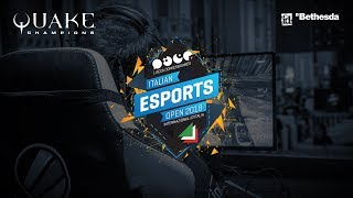 Italian Esports Open - Quake Champions - Group Stage