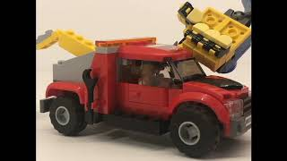 Block Review: LEGO Tow Truck Trouble