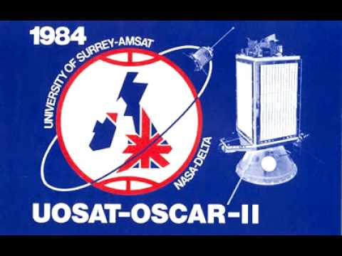 UoSAT-2/OSCAR-11 Digitalker